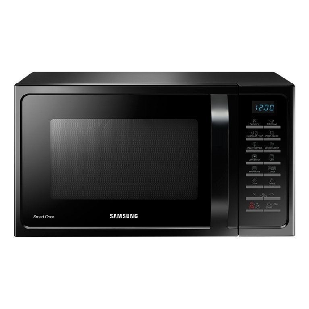 SAMSUNG |  Convection Microwave Oven with Slim Fry, 28 L | MC28H5025VK/D2